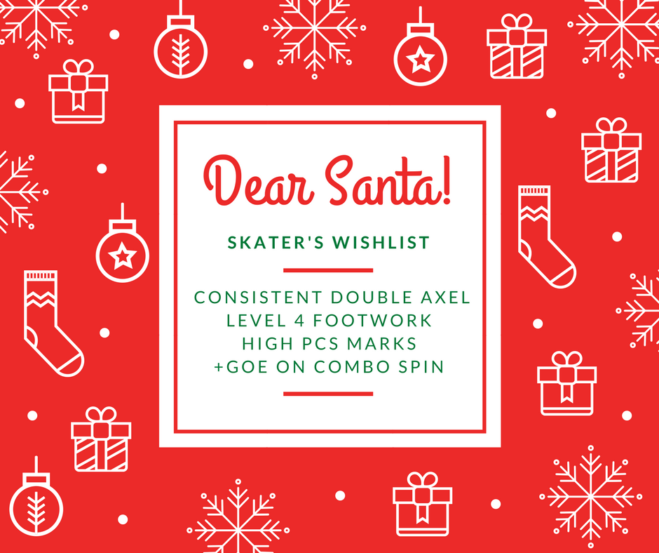 Your Christmas Wishlist can be a Christmas Goal List!