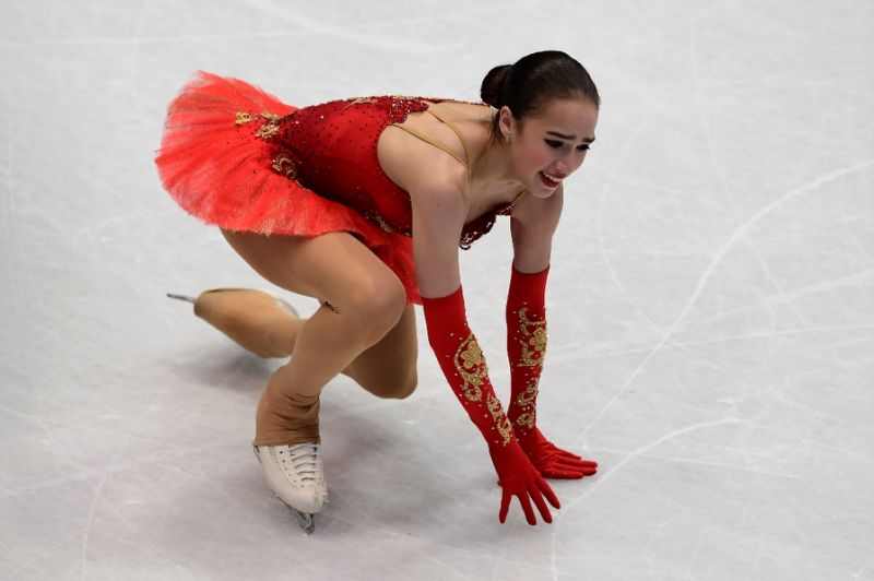 Zagitova's Devestating Performance: Too Much Too Soon?