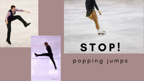 Stop Popping Jumps