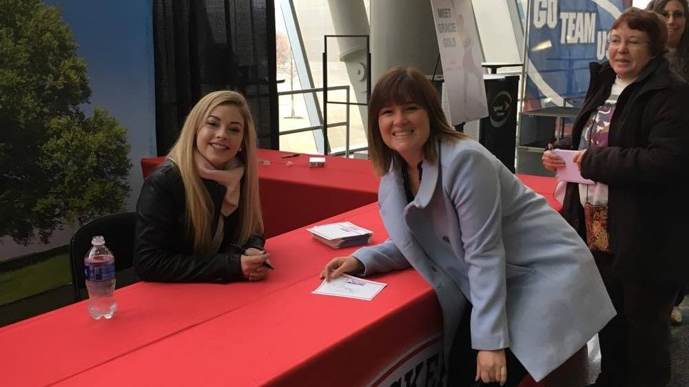 Gracie Gold: Lift Her Up Instead of Squashing Her Spirit