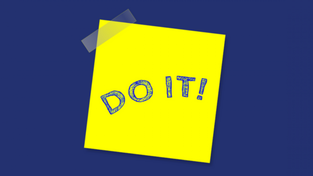 DO IT!…Despite Your Fear