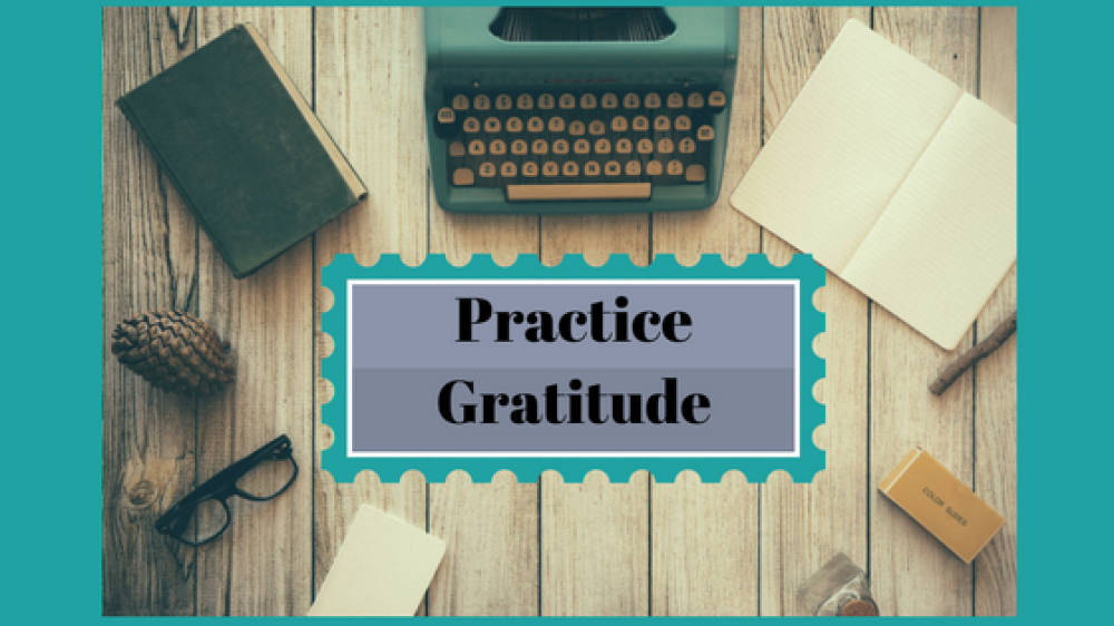 How Gratitude can Improve Practice and Performance