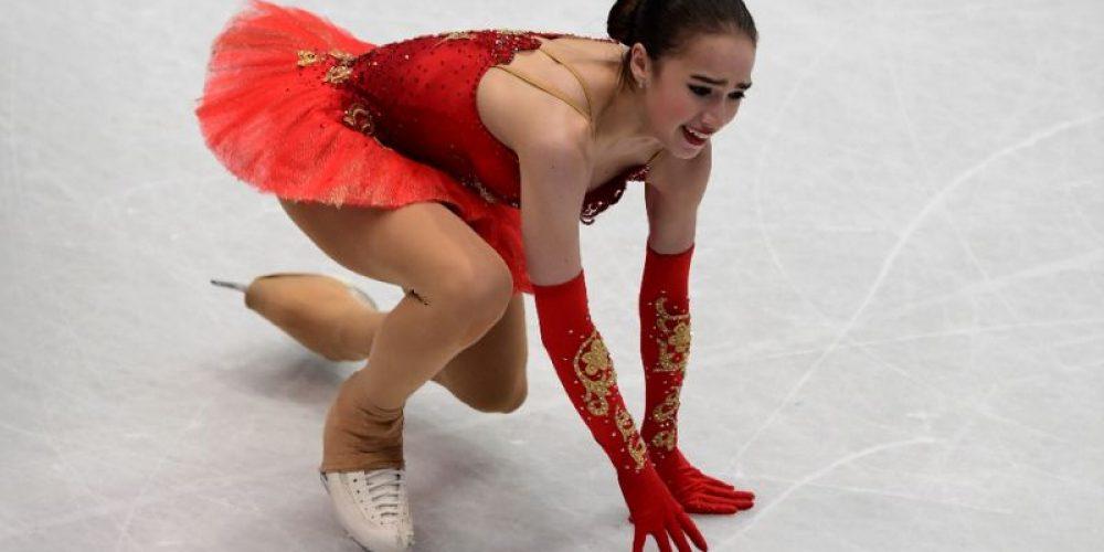 Zagitova's Devestating Performance: Too Much Too Soon?