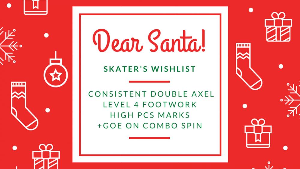 Your Christmas Wishlist can be a Christmas Goal List!