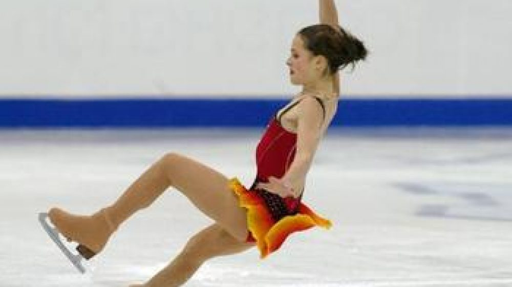 Skaters, Don't Throw Away a Practice because of One Mistake!